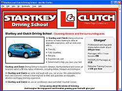 startkey and clutch driving school