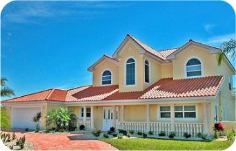 Florida villa web design